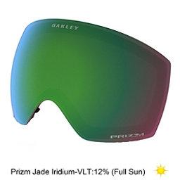 Oakley Flight Deck XM Goggle Replacement Lens 2018, Prizm Jade Iridium, 256