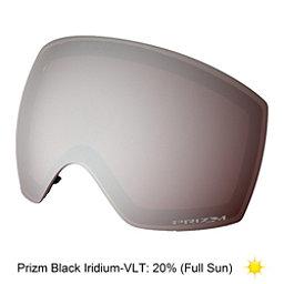 Oakley Flight Deck XM Goggle Replacement Lens 2018, Prizm Black Iridium, 256