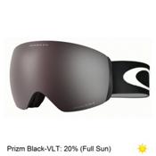 Oakley Flight Deck XM Prizm Goggles 2017, Matte Black-Prizm Black, medium