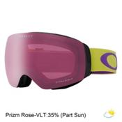 Oakley Flight Deck XM Prizm Goggles 2017, Citrus Purple-Prizm Rose, medium