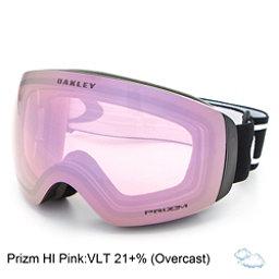 Oakley Flight Deck XM Prizm Goggles 2017, Matte Black-Prizm Hi Pink, 256