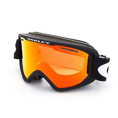 Oakley O2 XM Goggles 2017, Matte Black-Fire Iridium, viewer