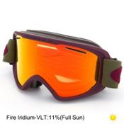 Oakley O2 XM Goggles 2016, Herb Rhone-Fire Iridium, medium
