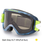 Oakley O2 XM Goggles 2016, Aberdeen Green Rhone-Dark Grey, medium