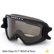 Oakley O2 XM Goggles 2017, Matte Black-Dark Grey, medium