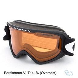 Oakley O2 XM Goggles 2018, Matte Black-Persimmon, 256
