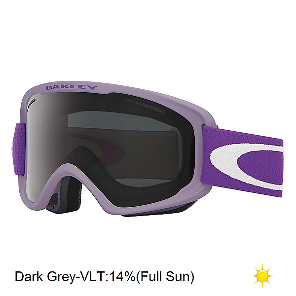 Oakley O2 XM Goggles 2017, Nordic Pink Purple-Dark Grey, 600