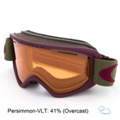 Oakley O2 XM Goggles, Herb Rhone-Persimmon, medium