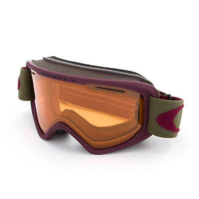 Oakley O2 XM Goggles, Purple Shade Grey-Violet Iridi, viewer
