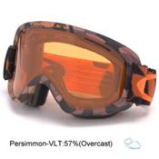 Oakley O2 XM Goggles, Cell Blocked Copper Orange-Per, medium