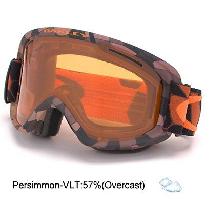 Oakley O2 XM Goggles, Purple Shade Grey-Violet Iridi, viewer