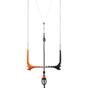 Cabrinha Quickloop Overdrive 1x with Trim Lite Depower Control Bar, Orange-Black, medium