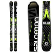 Salomon X-Drive 8.0 FS Skis with XT 12 Bindings 2016, , medium