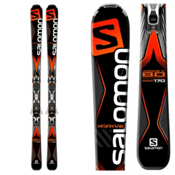 Salomon X-Drive 8.0 Skis with XT 10 Bindings 2016, , medium