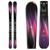 Salomon Gemma Womens Skis with XT 10Ti Bindings 2016, , medium