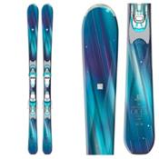 Salomon Iris Womens Skis with Lithium 10 Bindings 2016, , medium