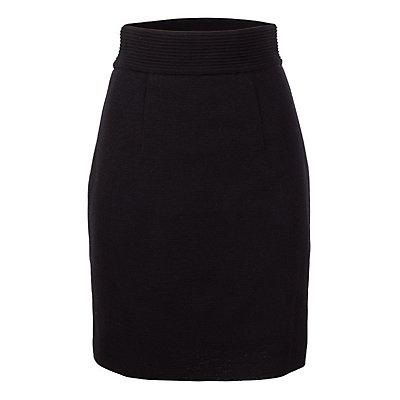 Dale Of Norway Eventyr Skirt, Black, viewer