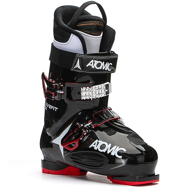 Atomic Live Fit 80 Ski Boots, Black, 600