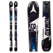 Atomic Nomad Blackeye Ti Skis with XTO 12 Bindings, , medium