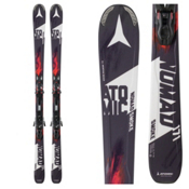 Atomic Nomad Smoke Skis with XTO 10 Bindings, , medium