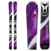 Atomic Affinity Sky Womens Skis with XT 10 Ti Bindings, , medium