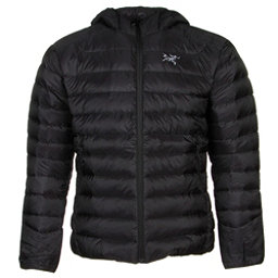 Arc'teryx Cerium LT Hoody Mens Jacket, Black, 256