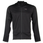 Arc'teryx Arenite Hoody Mens Jacket, Black, medium