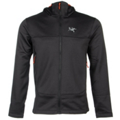 Arc'teryx Arenite Hoody Mens Jacket, Carbon Copy, medium