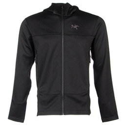 Arc'teryx Arenite Hoody Mens Jacket, Black, 256