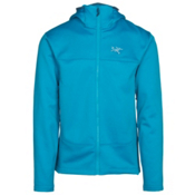 Arc'teryx Arenite Hoody Mens Jacket, Adriatic Blue, medium