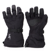 Arc'teryx Lithic Gloves, Black, medium