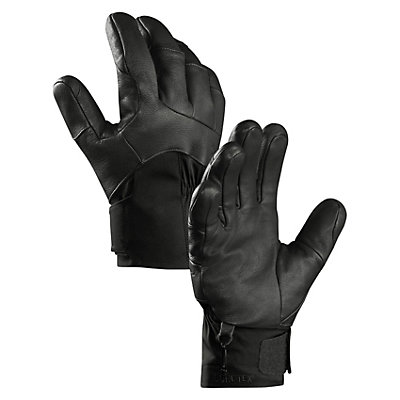 Arc'teryx Anertia Gloves, Black, viewer