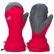 Arc'teryx Fission Mittens, Flamenco, medium