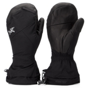 Arc'teryx Fission Mittens, Black, medium