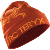 Arc'teryx Rolling Word Hat, Iron Oxide-Turmeric, medium