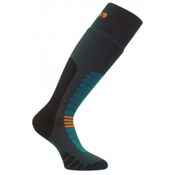 Euro Sock Board Zone Snowboard Socks, Black, medium