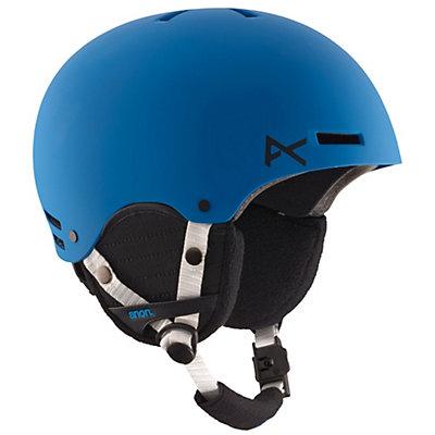Anon Rime Kids Helmet, Blue, viewer