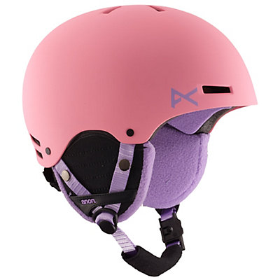 Anon Rime Kids Helmet, Blue, viewer