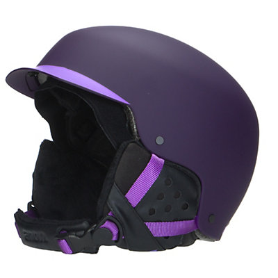 Anon Aera Womens Helmet 2017, Imperial Purple, viewer