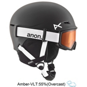 Anon Define Kids Helmet 2018, Black, medium