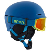 Anon Define Kids Helmet 2018, Arctic Blue, medium