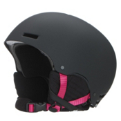 Anon Greta Womens Helmet 2017, Black-Pink, medium