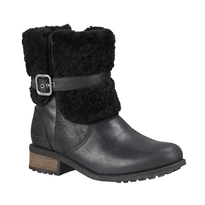 UGG Blayre ll Womens Boots, Black, viewer