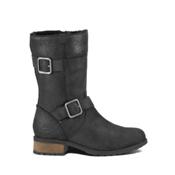 UGG Oregon Womens Boots, Black, medium
