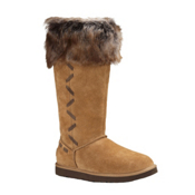 UGG Rosana Womens Boots, Chestnut, medium