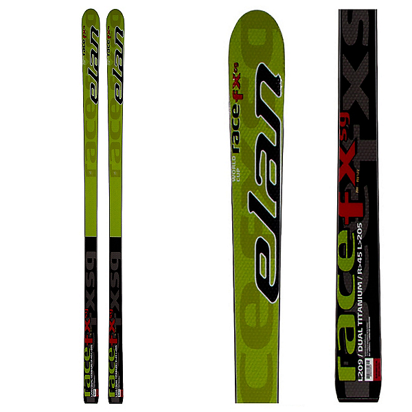 Elan FX SGX Race Skis, , 600
