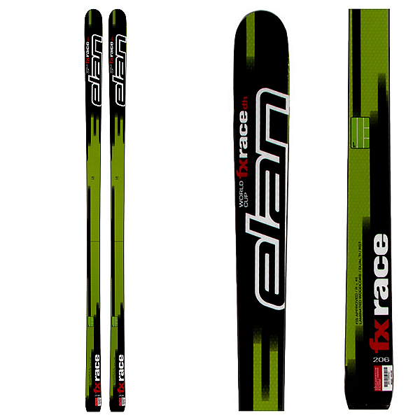 Elan FX DH Race Skis, , 600