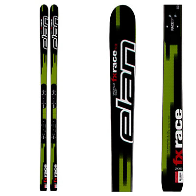 Elan FX SG Plate Race Skis, , viewer