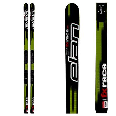 Elan FX DH Plate Race Skis, , viewer