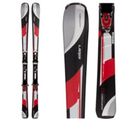 Elan Amphibio 10 Red Skis with EL 10.0 Fusion Bindings, , medium
